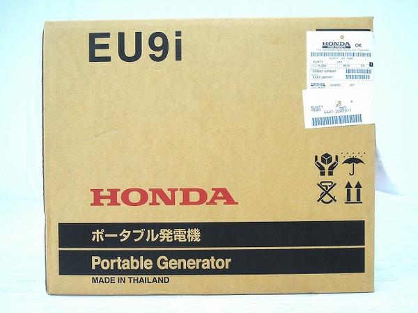 未使用 【中古】 未開封 HONDA EU9iT1 JN1 ポータブル 発電機 Portable Generator ホンダ O3904681