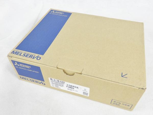 未使用 【中古】 三菱 MR-J4-70B-RJ02 サーボアンプ K3382922