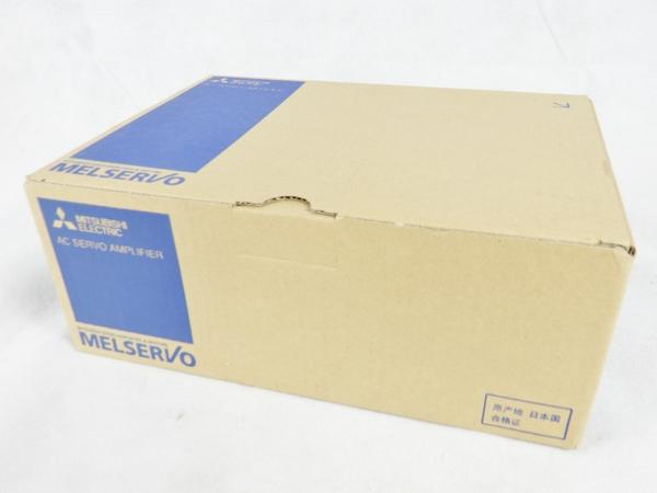 未使用 【中古】 三菱 MR-J4-200B-RJ02 サーボアンプ K3382923