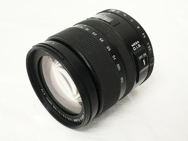 【中古】 Panasonic LEICA D VARIO-ELMAR 14-150mm 3.5-5.6 ASPH. MEGA O.I.S. カメラ レンズ LUMIX W3900526
