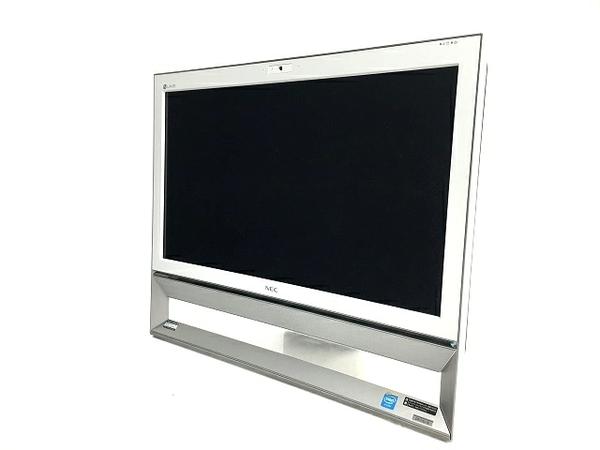 【中古】 NEC LAVIE DA370/BAW PC-DA370BAW 液晶一体型 デスクトップ パソコン PC 21.5型 Celeron 3205U 1.5GHz 4GB HDD1TB Win8.1 64bit ファインホワイト T3555104
