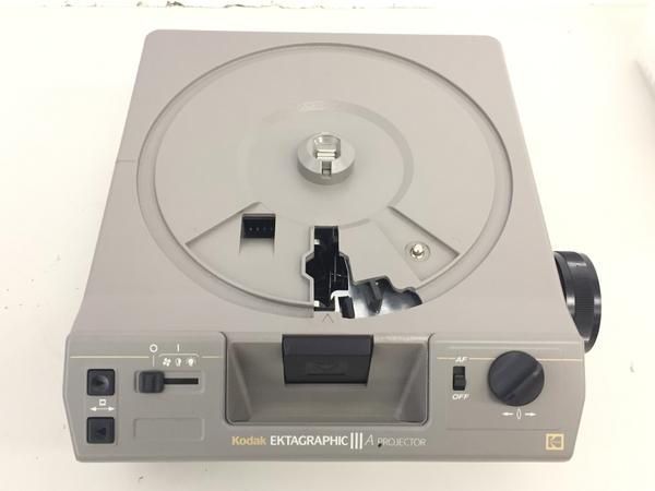 【オンラインショップ】 【 映写機】 kodak ektagraphic3A スライド プロジェクター プロジェクター スライド 映写機 カメラ 周辺機器 K4798379, MUI MUI:908078fa --- delipanzapatoca.com