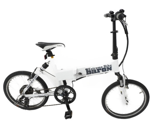【中古】 BARON X-20 バロン 電動 アシスト 自転車 【大型】 W3262779