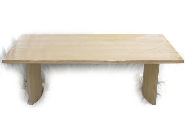 【中古】 カリモク家具 DS6194 ダイニング テーブル 3、4人用 【大型】 N2571807