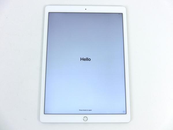 【中古】 Apple iPad Pro Wi-Fiモデル ML0G2J/A A1584 32GB シルバー アイパッド タブレット アップル 中古 M3720039