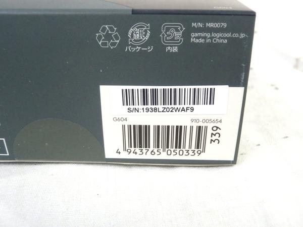 未使用Logicool G G604 ゲーミング マウス ワイヤレス ロジクールM4517798PXnkOw80