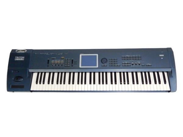 【驚きの値段】 【】 76鍵盤 KORG コルグ コルグ TRITON EXtreme 76 シンセサイザー【】 76鍵盤 音響機材 Y3457363, エスニード:81af937a --- harashop.store