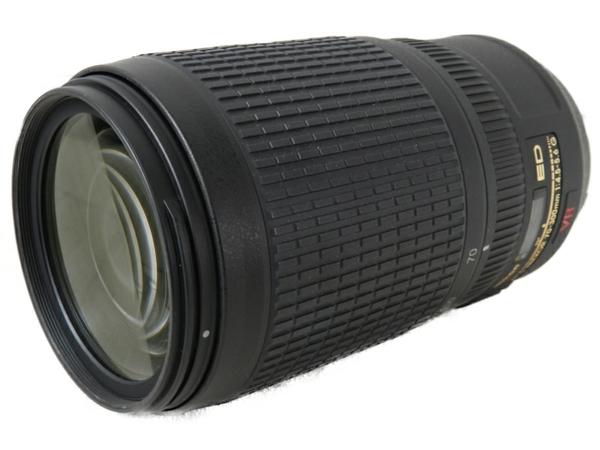 【中古】 Nikon AF-S VR Zoom-Nikkor 70-300mm F4.5-5.6 G IF ED レンズ S3672716
