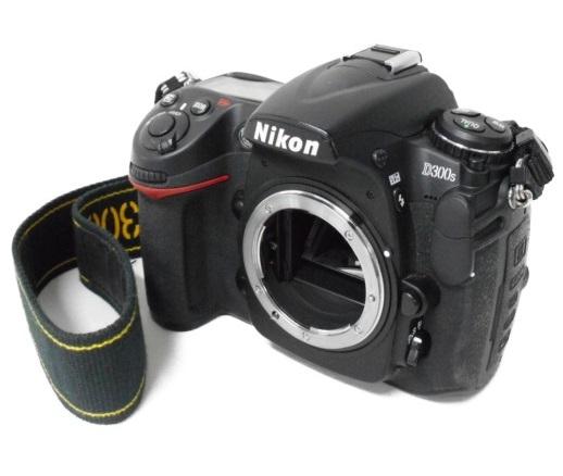 【中古】 Nikon D300s 一眼レフ ボディ カメラ 写真 撮影 ニコン W3490836