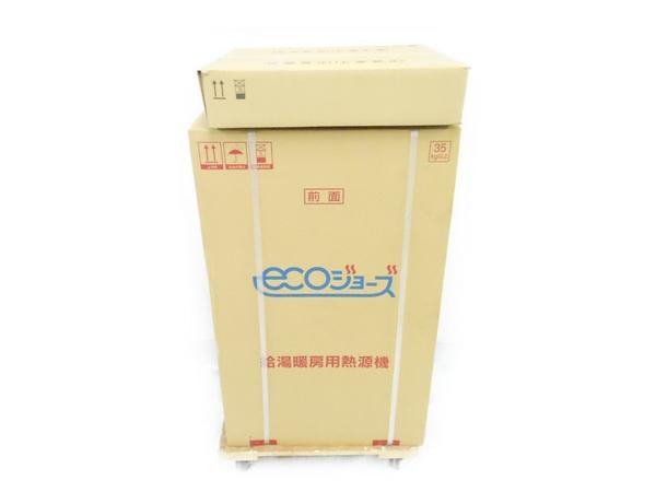 未使用 【中古】 Rinnai エコジョーズ RUFH-E1615SAW 配管カバー WOP-6101付属 LPG N2534085