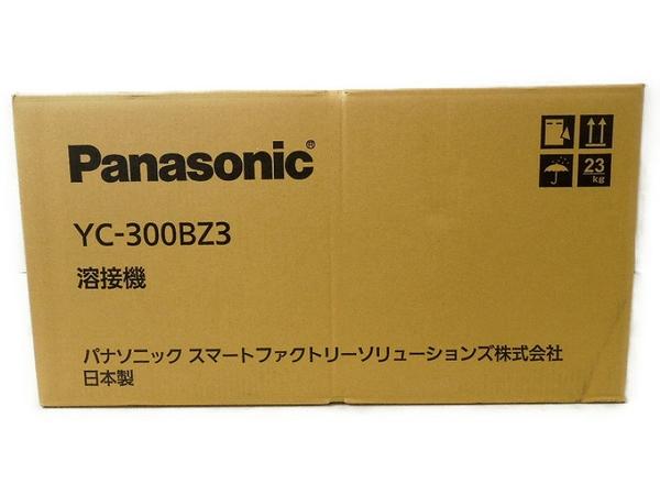 新品 【中古】 新品 Panasonic パナソニック TIG 溶接機 YC-300BZ3 S3233186