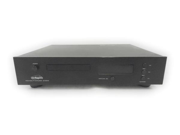 【中古】 Line Magnetic LM-505CD CDプレーヤー オーディオ機器 N2723379