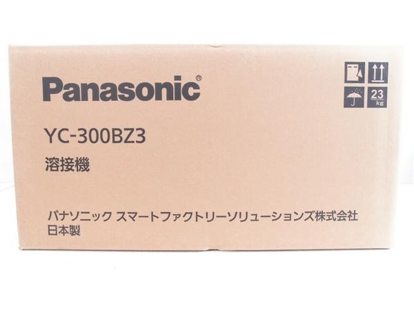 新品 【中古】 新品 Panasonic パナソニック TIG 溶接機 YC-300BZ3 S3233188