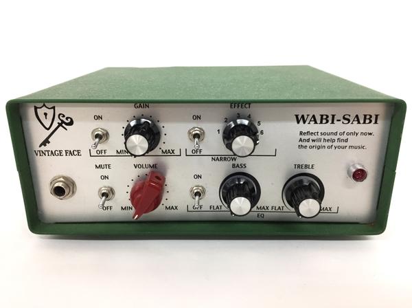 【中古】 Vintage Face WABI-SABI ベース ヘッドアンプ T3345133