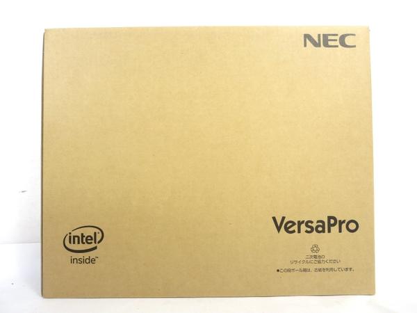 未使用 【中古】 NEC ersaPro-J PC-VJV27FB6S313 VJV27/F B6S313 ノート パソコン 15.6インチ M3624189