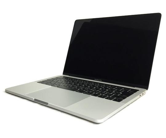【中古】 Apple アップル MacBook Pro MLVP2J/A ノートPC 13.3型 i5 6267U 2.9GHz 8GB SSD256GB Mojave 10.14 シルバー T3495998