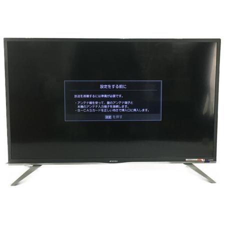 【中古】 SANSUI サンスイ SCM32-BW1 32インチ 液晶 テレビ TV 映像 機器 楽直 【大型】 Y3883325