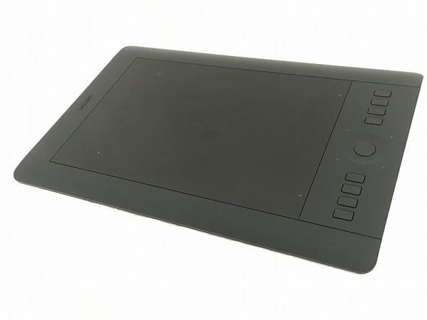 【中古】 wacom intuos pro PTH-651/K ペンタブレット Mサイズ ワコム W3928149