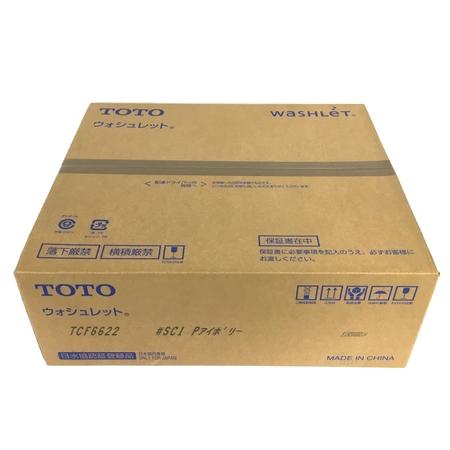 割引発見 未使用 未使用【】 TOTO TCF6622 ウォシュレット Y5304811 温水洗浄便座 SC1 Pアイボリー ウォシュレット Y5304811, カフェ プリムラ:9e8f87b4 --- cpps.dyndns.info