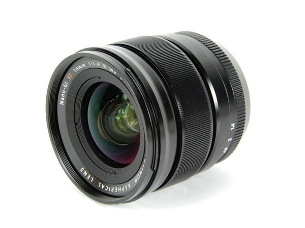 美品 【中古】 FUJIFILM 富士フイルム XF 16mm F1.4R WR フジノン カメラ レンズ K3658066