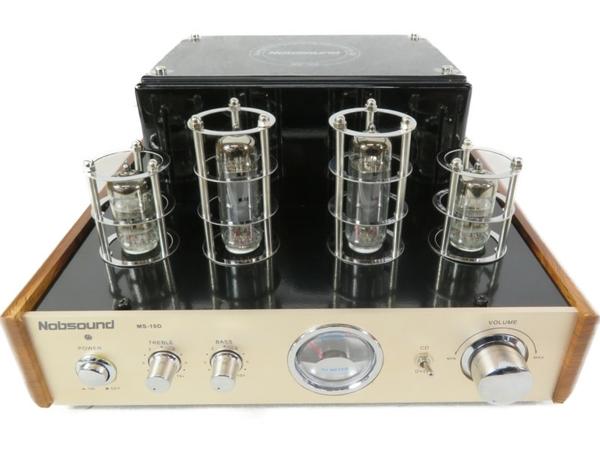 【中古】Nobsound MS-10D ハイブリット 真空管 アンプ オーディオ 音響 S3831497