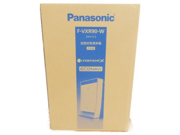 未使用 【中古】 未開封 Panasonic パナソニック F-VXR90-W 加湿 空気 清浄機 家電 Y3542509