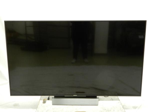 【中古】 SONY ソニー BRAVIA KJ-65X8500D 液晶テレビ 65型 4K 2017年製 大画面 家電 【大型】 K3550592