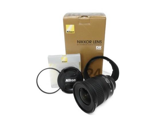 【中古】 Nikon AF-S DX NIKKOR 10-24mm F3.5-4.5 G ED カメラ レンズ 中古 W3561925