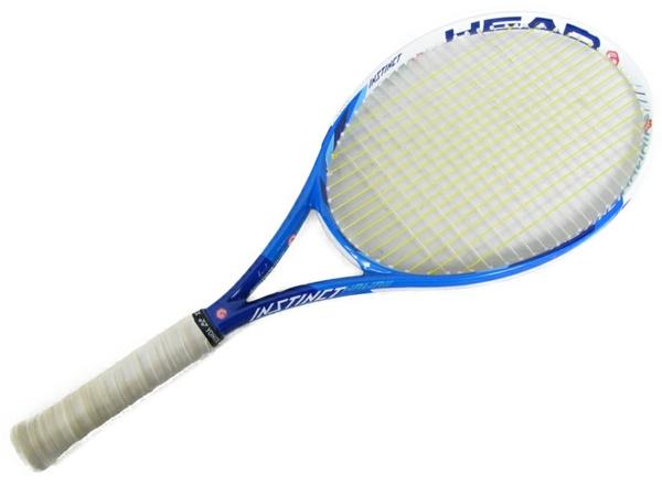 【中古】 HEAD ヘッド Graphene Touch グラフィンタッチ Instinct インスティンクト HAWAII ハワイ 硬式 テニス ラケット スポーツ S3639175