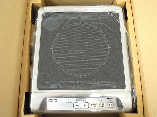 未使用 【中古】 未使用 SNK SIH-BH113B IH クッキング ヒーター 調理 家電 三化工業 O5140190
