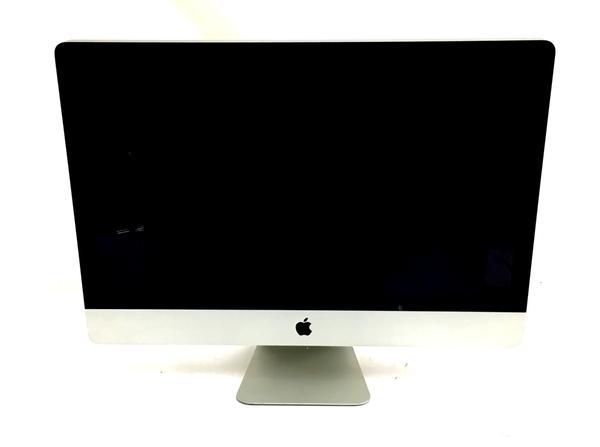 【中古】 Apple アップル iMac MC511J/A 一体型PC 27型 i5 760 2.8GHz 8GB HDD1TB High Sierra 10.13 ATI Radeon HD 5750 楽 【大型】 T3800723