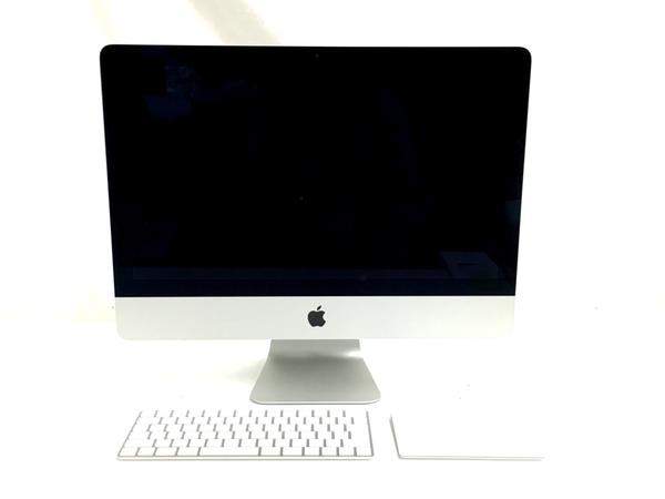 【中古】 Apple アップル iMac MK142J/A 一体型PC 21.5型 Late 2015 i5 5250U 1.6GHz 8GB HDD1TB Mojave 10.14 良好 T3789698