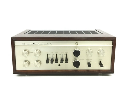 LUXMAN Lux man SQ38FD pre-main amp vacuum tube pipe ball type music hobby  sound machine parts audio system K3938835