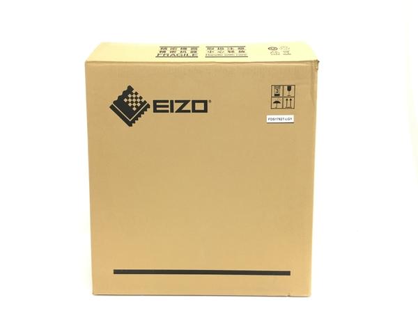 未使用 【中古】 EIZO FDS1782T レイドバックスタンド付き タッチパネル 液晶 ディスプレイ  T3908425