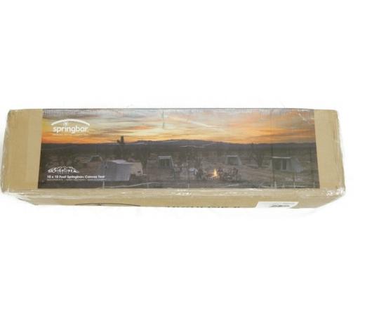 未使用 【中古】 Kirkham's カーカムス ハイライン6 HIGHLINE 6 スプリングバー テント キャンプ用品 アウトドア K3448602