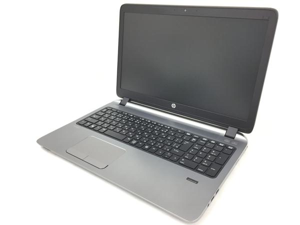 【中古】 HP ProBook 455 G2 ノートパソコン A6 PRO-7050B 8GB 500GB Win7 T3518079