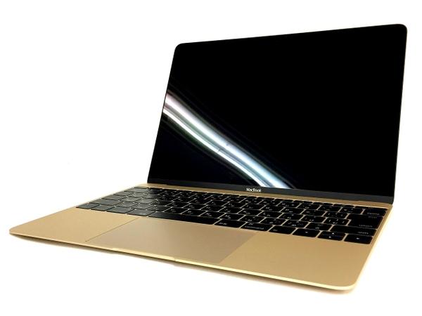 【着後レビューで 送料無料】 【】 Apple アップル MacBook MK4M2J/A ノートPC 12型 Retina 2015 M 5Y31 1.1GHz 8GB SSD256GB Mojave 10.14 gold T3506422, キミツシ c8488e65