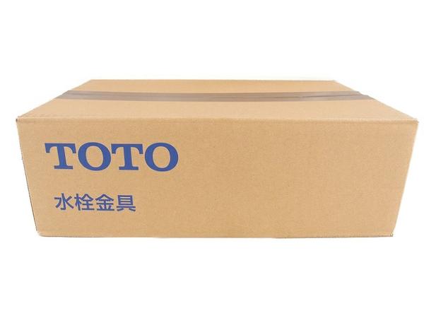 未使用 【中古】 TOTO GGシリーズ TMGG40E 壁付 サーモ13 シャワバス 節湯 浴室用 シャワー水栓 S3580597