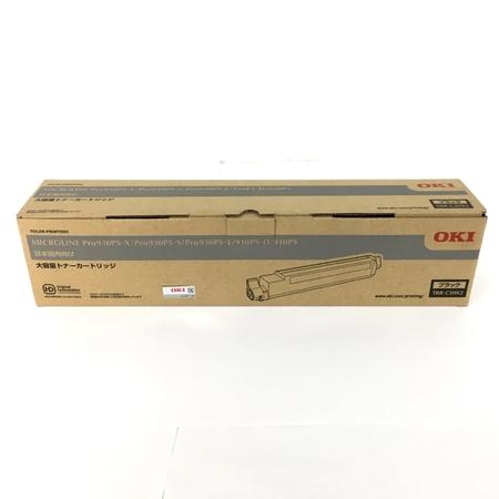 未使用 【中古】 OKI 沖データ TNR-C3HK2 トナーカートリッジ ブラック オフィス 用品 Y3883416