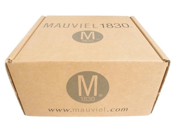未使用 【中古】 MAUVIEL モヴィエル モービル ムヴィエール レギュミエパン フタ付 20cm フランス製 料理 調理 S3357756