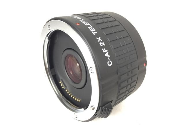 美品 【中古】 kenko ケンコー C-AF 2X PRO300 DGX Canon EOS 用 カメラ 周辺機器 コンバージョンレンズ S3915500