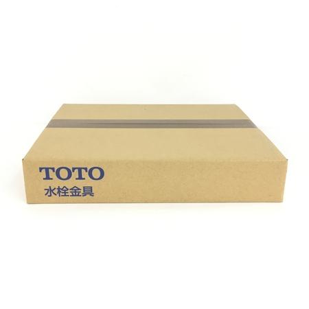 未使用 中古 TOTO ご予約品 TKS05309J 台付 現品 エコシングル Y5487530 混合 シングル 水栓