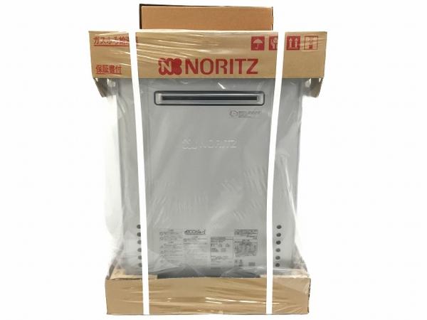 未使用 【中古】 NORITZ GT-C2462SAWX RC-J101E 給湯器 エコジョーズ マルチセット 都市ガス ノーリツ O5092373
