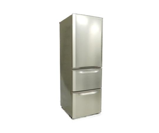 【中古】 ヤマダ電機 YRZ-F38C1 冷蔵庫 3ドア式 2015年製 380L 右開き オリジナル 家電 冷蔵 冷凍 【大型】 K3603600