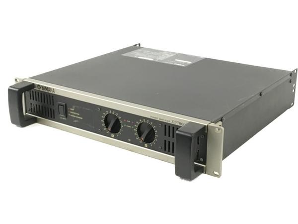 【中古】 YAMAHA ヤマハ XP7000 パワーアンプ 音響 機材 N3896482