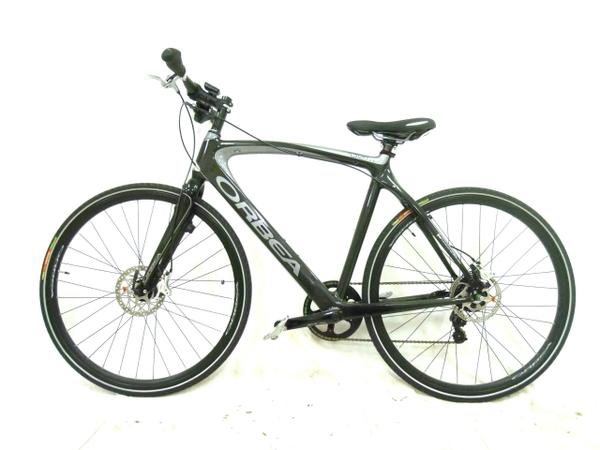 【中古】 ORBEA オルベア Carpe Diem フルカーボン クロスバイク 自転車 前後ディスクブレーキ 54cm SHIMANO ALFINE M3035530