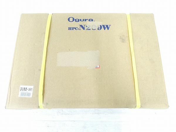 未使用 【中古】Ogura HPC-N209W コードレスパンチャー 油圧式 電動工具 オグラ O5179773
