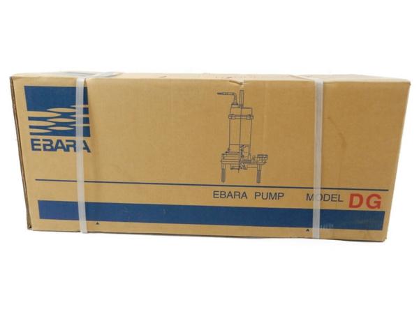 未使用 【中古】 荏原製作所 EBARA 水中ポンプ 40DG 50Hz エバラ S3728498