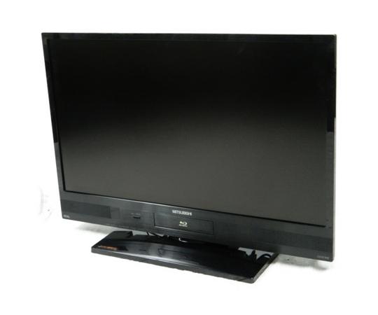 【中古】MITSUBISHI 三菱 REAL LCD-A32BHR6 液晶テレビ 32V型 BD ブルーレイ【大型】 K3885931