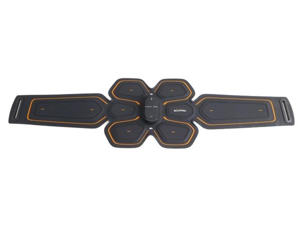 【中古】 MTG SP-AB2209F-S SIXPAD Abs Belt アブズベルト フィットネス シェイプアップ 健康 美容 腹筋ベルト N3505052